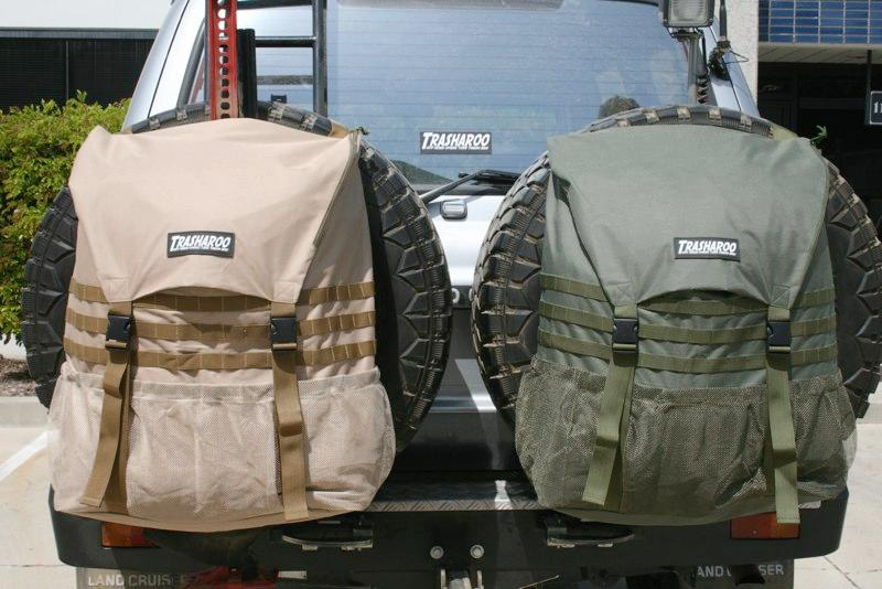Trasharoo Spare Tire Storage Bag