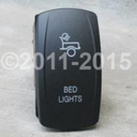 ROCKER, BED LIGHTS