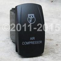 ROCKER, AIR COMPRESSOR (PISTON)