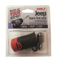 BOLT SPARE TIRE LOCK,