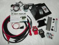 DUAL BATTERY KIT, FJ CRUISER