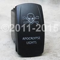 ROCKER, APOCALYPSE LIGHTS