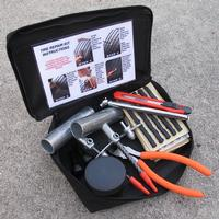 TIRE REPAIR KIT W/ POUCH