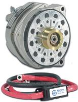 HIGH-OUTPUT ALTERNATOR,