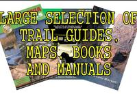 TRAIL BOOKS, CAMPING GUIDES & MAPS