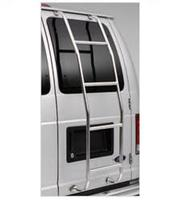 Surco 093PM Stainless Steel Van Ladder for Promaster-Low Roof