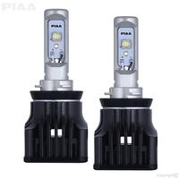 PIAA LED BULBS, H8 / H9 / H11 / H16 WHITE, PR