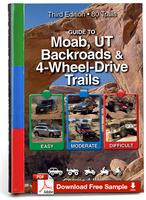 MOAB, UTAH BACKROADS & 4WD TRAILS