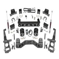 Rough Country 470.20-6-inch Suspension Lift Kit w// Premium N2.0 Shocks