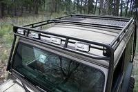 GOBI STEALTH RACK - JEEP