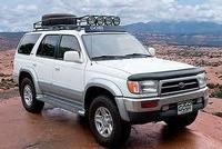 GOBI STEALTH RACK - 4RUNNER