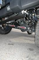Dual Steering Stabilizer for 2-