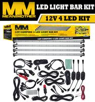 LED BAR CAMP LIGHT SET /