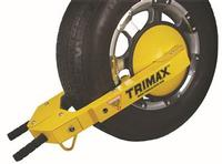 TRAILER WHEEL LOCKING BOOT