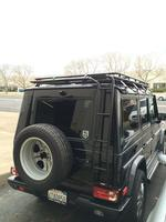 STEALTH RACK, MERCEDES G-WAGEN